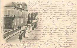 SAINT AMAND MONTROND UNE NOCE EN BERRY CARTE PRECURSEUR - Saint-Amand-Montrond