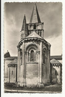 AULNAY De SAINTONGE ( Charente Maritime ) , L'Abside De L'Eglise Romane XIII Siècle - Aulnay