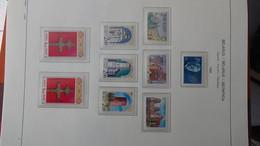 S4 Belle Collection En Reliure SHAUBECK Belarus De 1992 à 1997 Timbres Et Blocs ** . Voir Commentaires  !!! - Collections (with Albums)