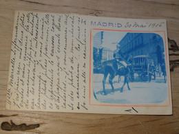 ESPAGNE : Photo Collée Sur Un Entier Postal ............. 201101c-3498 - Sin Clasificación