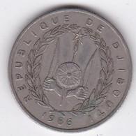 République De Djibouti 50 Francs 1986,  Cupronickel, KM# 25 - Djibouti