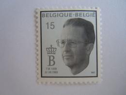 België Belgique 1992 Boudewijn Baudouin Overlijden Décédé 2520 MNH ** - Unclassified