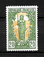 "CONGO Français : ""femme Bakalois"" N° 33** (cote Maury 5,oo €) - Ongebruikt"
