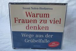 """4 CDs """"Warum Frauen Zu Viel Denken"""" Wege Aus Der Grübelfalle, Von Susan Nolen-Hoeksema - CDs"""
