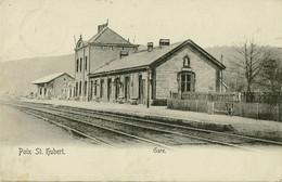 Poix-saint-hubert, La Gare - Saint-Hubert