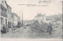 71 - IGUERANDE - CPA - Quartier De La Poste - 1911 - Andere Gemeenten