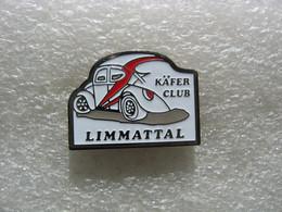 Pin's Du Club Des Automobiles Coccinelle De Chez Volkswagen à Limmattal ( Commune Suisse Du Canton De Zurich) - Volkswagen