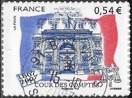 France 2007 Autocollant- Yvert Nr. 4028A - Michel Nr. 4235  Obl - Sellos Autoadhesivos