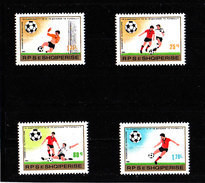 Soccer World Cup 1982 - ALBANIA - Set MNH** - 1982 – Espagne