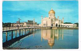 ASIA-1654   BRUNEI : Masjid Omar Ali Saifuddin - Brunei