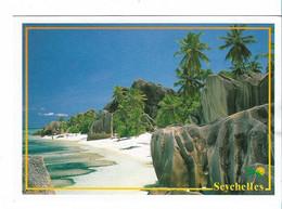 SEYCHELLES ANSE SOURCE D'ARGENT LA DIGUE - Seychelles
