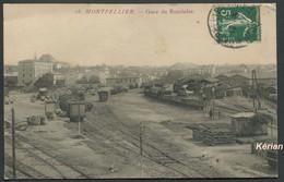 """Montpellier - Gare De Rondelet - N° 14 Edit. Spéciale """"Paris Montpellier"""" - Voir 2 Scans - Montpellier"""