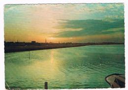 ASIA-1672  QATAR / DOHA  : View From The Sea Of Doha - Qatar