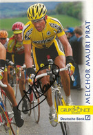 CARTE CYCLISME MELCHOR MAURI SIGNEE TEAM ONCE 1998 - Cycling