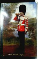 Tuck's Oiette No 9431 Irish Guards The Bugler DB Postcard Not Posted EX - Uniformi