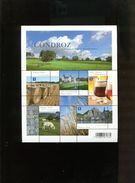Belgie 2013 Blok Feuillet BL202 Condroz Beer Cows Ships Castle Hay  MNH - Blocks & Kleinbögen 1962-....