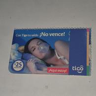 Honduras-(HN-TIG-REF-0026D/7)-con Tigo-(20)-(L25)-(1/8/2010)-(539337086258)-used Card - Honduras