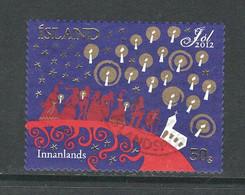 Ijsland 2012 Mi 1375,   Gestempeld - Gebraucht