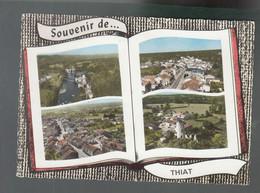 CP - 87 - En Avion Au Dessus De ... Thiais -Multi-vues Aériennes En Forme De Livre - Editions Lapie - Other Municipalities
