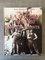 La Lozère 1920  1950 Mémoire Vivante En Cartes Postales Anciennes - Andere Gemeenten