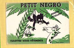 BUVARD : Culottes Sous Vetements Petit Negro  Girafe - Textile & Clothing