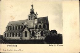 CPA Herenthals Flandern Antwepren, Eglise Sainte Waudru - Autres