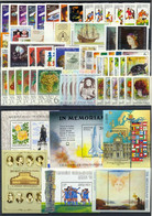 1986 Hungary,Ungarn,Hongrie,Ungheria,Complete Year Set=64 Stamps+6s/s,CV$100,MNH - Volledig Jaar
