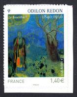 FRANCE 2011 - Autoadhésif Yvert N° 551 NEUF, Odilon Redon - Luchtpost