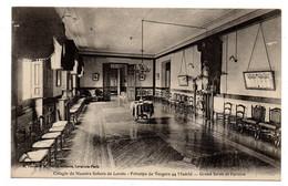 Espagne--MADRID--1931--Colegio De Nuestra Senora De Loreto--Principe De Vergera.....timbre ...cachet.....à Saisir - Madrid