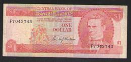 БАРБАДОС 1 ДОЛЛАР   1973 - Barbados