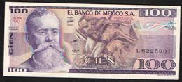МЕКСИКА 100   1982   UNC - Mexico