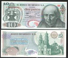 МЕКСИКА 100   1972   UNC - Mexico