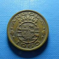 Portuguese Angola 1 Escudo 1963 - Portugal