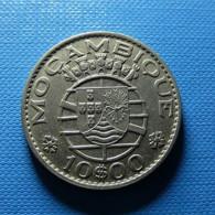 Portuguese Moçambique 10 Escudos 1968 - Portogallo
