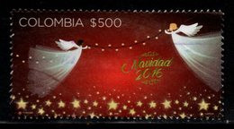 A288-COLOMBIA- 2016 -USED- CHRISTMAS / NAVIDAD - Colombia