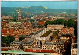 31ksl 1342 NANCY - PLACE DE LA CARRIERE ET EGLISE SAINT EPVRE  (DIMENSIONS 10 X 15 CM) - Nancy