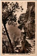 3XR 517 CPA - CAVALIERE - LES FALAISES DU CAP NEGRE - Cavalaire-sur-Mer