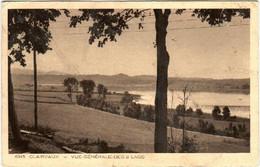 31no 1336 CPA - CLAIRVAUX - VUE GENERALE DES 2 LACS - Clairvaux Les Lacs