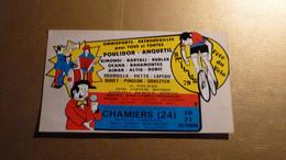 Cyclisme - Autocollant Vitrine (??) - Fête Du Vélo & Omnisports - 20 & 21 Octobre 1979 Chamiers (24) - Equatorial Guinea