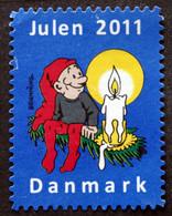 Denmark 2011 CHRISTMAS MARK (*) ( Lot C 1129 ) - Otros