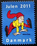 Denmark 2011 CHRISTMAS MARK (*) ( Lot C 1102 ) - Otros