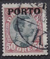 Denmark 1921  Minr.7   (0 )    ( Lot  C 1078 ) - Postage Due