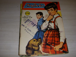 BD Pt Format SYLVIE N° 38 1965 Editions AREDIT BD FEMININES - Andere Tijdschriften