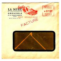 45222 - Huiles De  LA MURE - EMA ( Maquina De Huellas A Franquear)