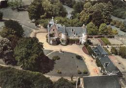 35 Tremblay Chateau De La Coquillonnais Vue Aérienne  CPSM GF La France Vue Du Ciel - Otros Municipios