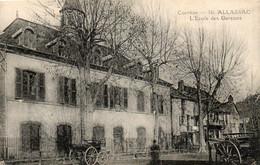19. CPA. - ALLASSAC -  L'école Des Garçons - - Andere Gemeenten