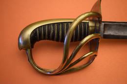 SABRE ESPAGNOL MOD 1815, SANS FOURREAU - Knives/Swords
