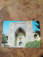 OUZBEKISTAN TASHRENT THE KOUKELDASH MADRASAH - Usbekistan