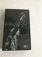 VHS Florent Pagny - Live (1998) - Concerto E Musica