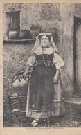 ROMA- COSTUME FEMMINILE CIOCIARO-CARTOLINA  VIAGGIATA IL 20-8-19179-CARTOLINA PRODOTTA TRA IL 1925-1935 - Altri